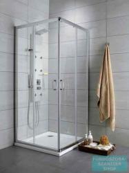 Radaway Premium Plus D 90x80 cm szögletes (30437-01)