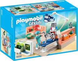 Playmobil Sala de tratamente veterinare (5530)