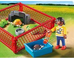 Playmobil Adăpost pentru ţestoase (5534)