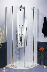 Roltechnik TOWER LINE TR2 DESIGN+ 90x90 cm íves