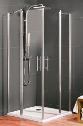 HSK Style 90x90x190 cm szögletes