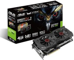 ASUS GeForce GTX 980 DirectCU II 4GB GDDR5 256bit PCIe (STRIX-GTX980-DC2-4GD5)