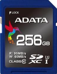 ADATA Premier Pro 128GB SDXC UHS-I U3 (ASDX256GUI3CL10-R)