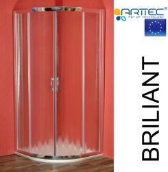 ARTTEC BRILIANT 89x89x195 cm íves (PAN00917)