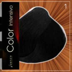 Carin Haircosmetics Color 1 Hajfesték 100ml