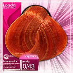 Londa Professional Londacolor 0/43 Hajfesték 60ml
