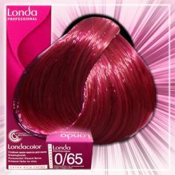 Londa Professional Londacolor 0/65 Hajfesték 60ml