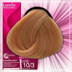 Londa Professional Londacolor 10/3 Hajfesték 60ml