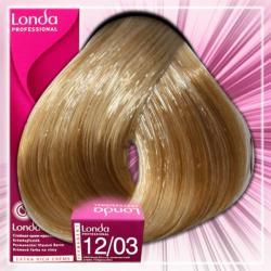 Londa Professional Londacolor 12/03 Hajfesték 60ml