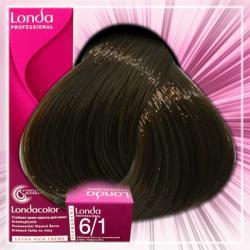 Londa Professional Londacolor 6/1 Hajfesték 60ml