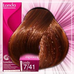 Londa Professional Londacolor 7/41 Hajfesték 60ml