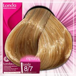 Londa Professional Londacolor 8/7 Hajfesték 60ml