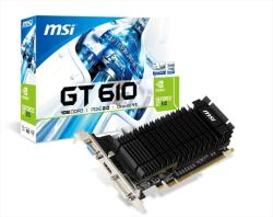 MSI GeForce GT 610 1GB GDDR3 PCIe (N610GT-1GD3H/LPV1)