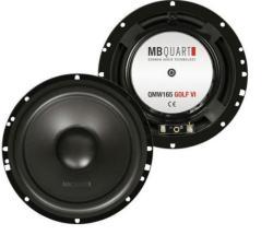 MB Quart QMW-165 Golf VI