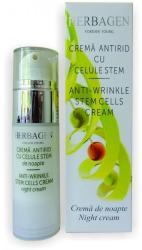 Herbagen Crema de noapte antirid cu celule stem 30g