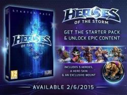 Blizzard Heroes of the Storm [Starter Pack] (PC)