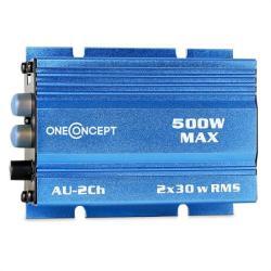 oneConcept XA-A2-BL
