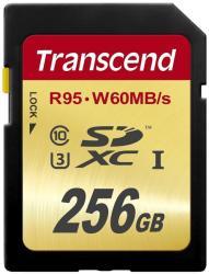 Transcend SDXC 256GB UHS-I U3 (TS256GSDU3)