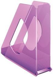 Esselte Europost Iratpapucs 68 mm műanyag áttetsző lila (623568)