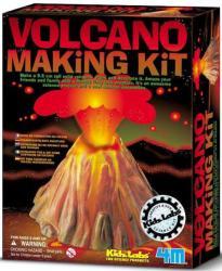 4M Kidz Labs - Vulkán készítő készlet