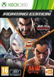 Namco Bandai Fighting Edition: Tekken Tag Tournamament 2 + Soul Calibur V + Tekken 6 (Xbox 360)