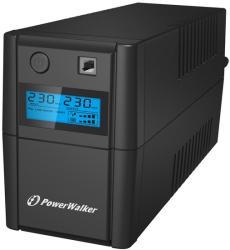 PowerWalker VI 650SE LCD/FR