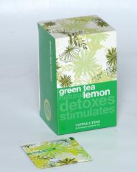 Vintage Teas Zöld Tea Citrom 30 filter