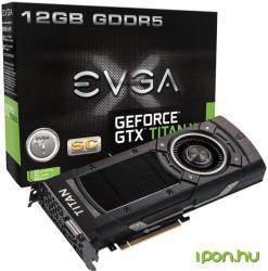 EVGA GeForce GTX TITAN X 12GB GDDR5 384bit PCIe (12G-P4-2992-KR)