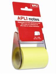 Apli Öntapadó jegyzetpapír tekercsben 60 mm x 10 m (LNP11595)