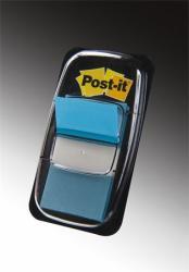 3M Műanyag jelölőcímke 50 lap 25x43 mm élénk kék (LPJ68023)