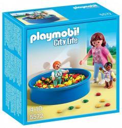 Playmobil Medence labdákkal (5572)