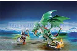 Playmobil Óriás zöld sárkány (6003)