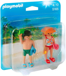 Playmobil Tengerparti Látogatók (5165)