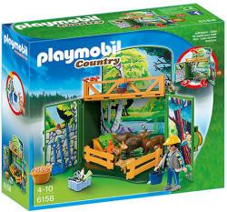 Playmobil Erdei állatkarám (6158)