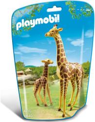 Playmobil Zsiráf a kicsinyével (6640)