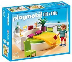 Playmobil Modern hálószoba (5583)