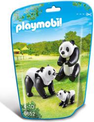 Playmobil Panda család (6652)