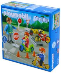 Playmobil Kresz tanuló jászótér (5571)