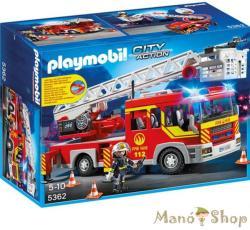 Playmobil Emelőkosaras tűzoltóautó (5362)