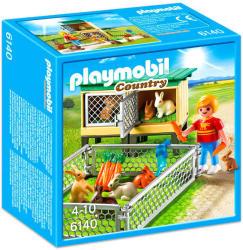 Playmobil Nyúlfarm (6140)
