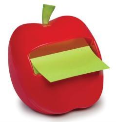 3M Z piros alma jegyzettömb adagoló (LPR330APL)