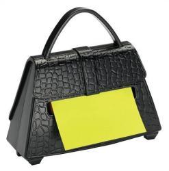 3M Z fekete táska jegyzettömb adagoló (LPR330PU)