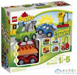 LEGO Duplo - Kreatív autók (10552)