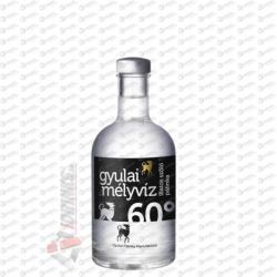Gyulai Pálinka Gyulai Mélyvíz Illatos Szőlő 0.35L (60%)