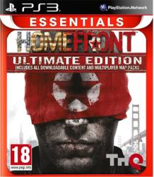 THQ Homefront [Ultimate Edition-Essentials] (PS3)