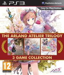 NIS Europe The Arland Atelier Trilogy (PS3)