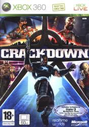 Microsoft Crackdown [Classics] (Xbox 360)
