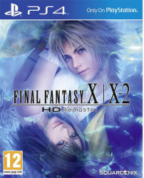 Square Enix Final Fantasy X/X-2 HD Remaster (PS4)