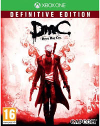 Capcom DMC Devil May Cry [Definitive Edition] (Xbox One)