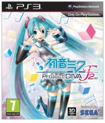 SEGA Hatsune Miku Project DIVA F 2nd (PS3)